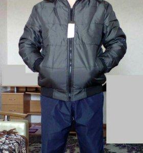 Куртки новые 50-52