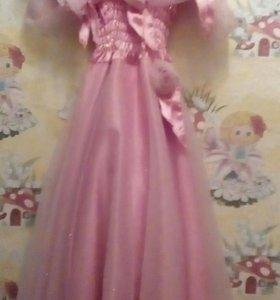 Красивое платье на 10 лет