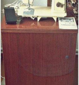 Швейная машина Чайка 142М с эл/приводом