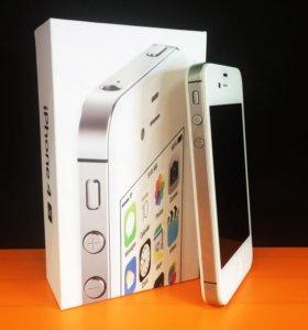 iPhone 4S 16 32 64Gb iOS Гарантия Доставка