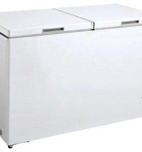 Морозильная ларь Tesler-cf350