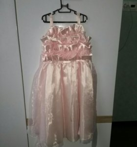 Платье на девочку р.116-122
