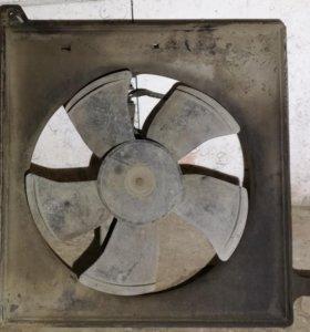 DAEWOO NEXIA. Вентилятор охлаждения.