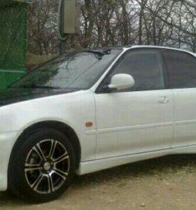 Honda Civic кузовные запчасти