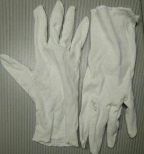 Перчатки парадные