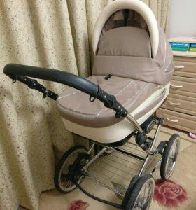 Детская коляска Adamex Royal (Адамекс Роял ) 2 в 1
