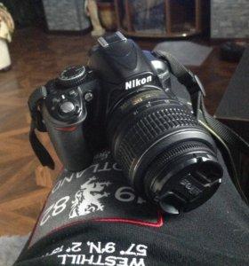 Продам фотоаппарат Nicon