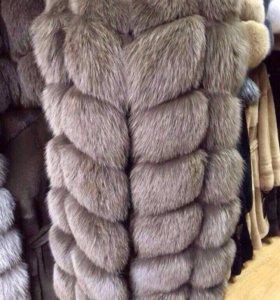 Продам жилет из натурального меха