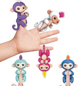 Monkey fingerlings