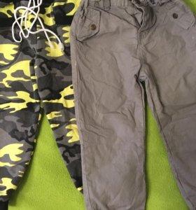 Штаны и костюм для мальчика