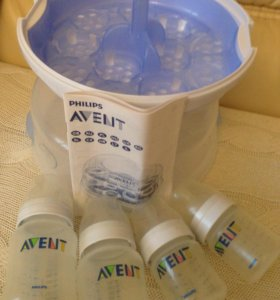 Avent стерилизатор и подогреватель для бутылочек