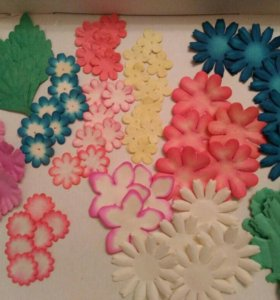 Набор вырубок для детского творчества