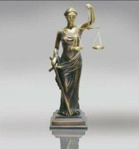 Услуги юриста.