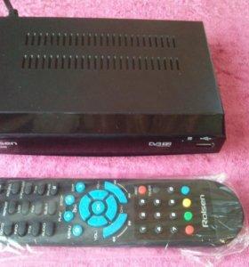 TV-тюнор+антена