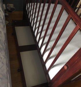 Детская кроватка кроватка