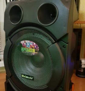 Новая  активная акустика 450Вт