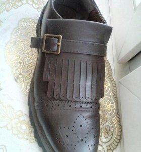 Классические ботиночки DONNA MODA