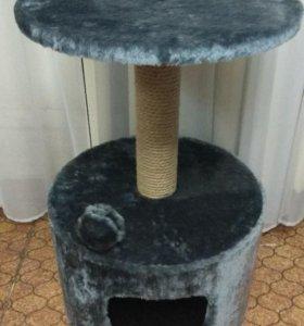 Домик для кошки (новый)