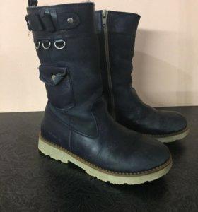 Обувь ортопедическая зимняя