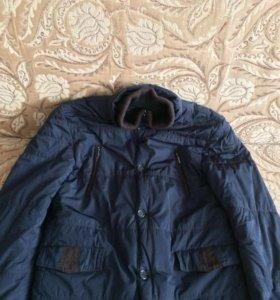 Paolo mark тёплая зимняя куртка