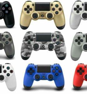 Джойстики PS4 Dualshock 4 Магазин, Гарантия