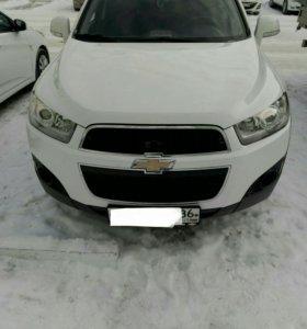 Chevrolet Captiva 2012 (С 140)