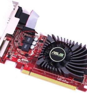 Видеокарта ATI Radeon R7 240 Asus