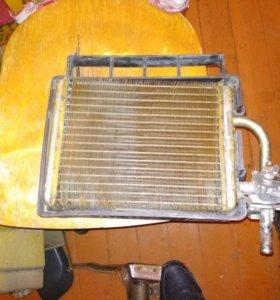 радиатор печки классика