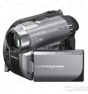 Видеокамера цифровая DVD Sony на гарантии