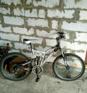 Велостпед