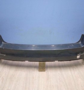 Skoda Octavia A7 13- бампер задний