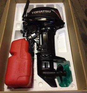 Лодочный Tohatsu мотор 2017