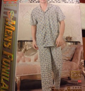 Пижама мужская новая