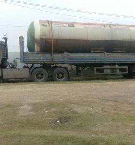 Газовые и топливные ёмкости