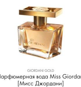 Парфюмереая вода Miss Giordani от Oriflame