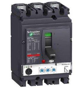 автоматический выключатель Schneider NSX160F 36кА