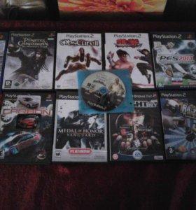 Хорошие игры на PS2