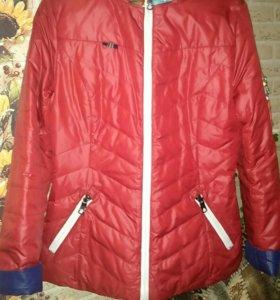 Новая. Куртка 44-46