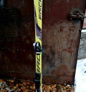 Горные лыжи 160см