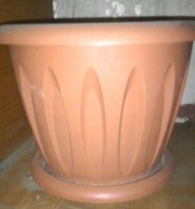 Цветной ваза
