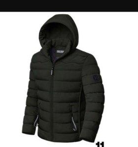 Куртка зимняя мужская размер 52