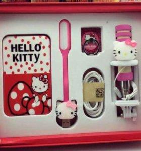 Подарочный комплект Китти Аксессуары для телефона