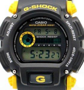 Оригинальные часы Casio G-SHOCK DW-9052-1C9