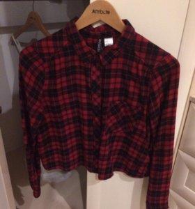 Рубашка- топ