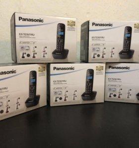 Стационарный телефон Panasonic kx tg1611 ru