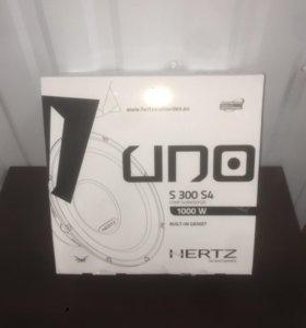 Hertz Uno S 300 S4 1000w