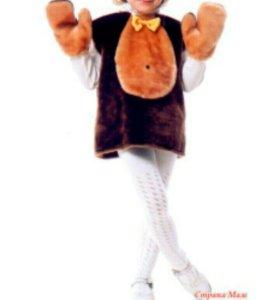 Новогодний костюм Чебурашка