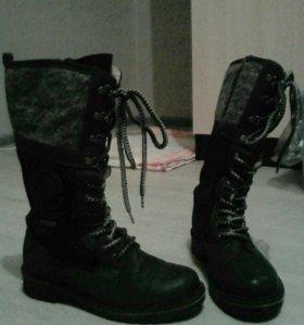 Мегакрутые ботинки