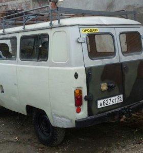 УАЗ-452 2004г. Карбюраторный