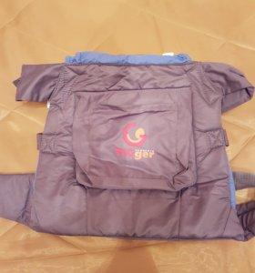 Рюкзак - кенгуру. Переноска для детей.